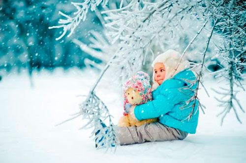 Красивые стихи про зиму для заучивания