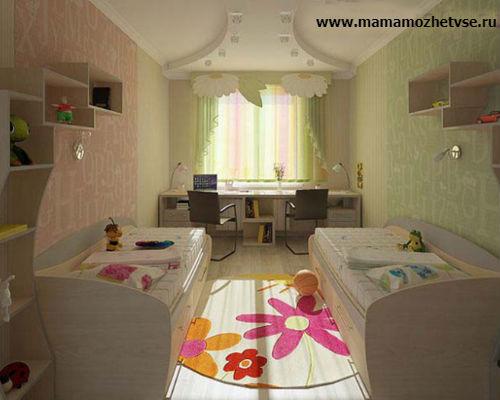 Идеи для детской комнаты 9
