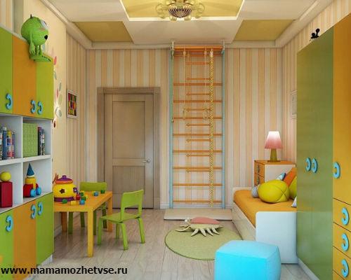 Идеи для детской комнаты 10