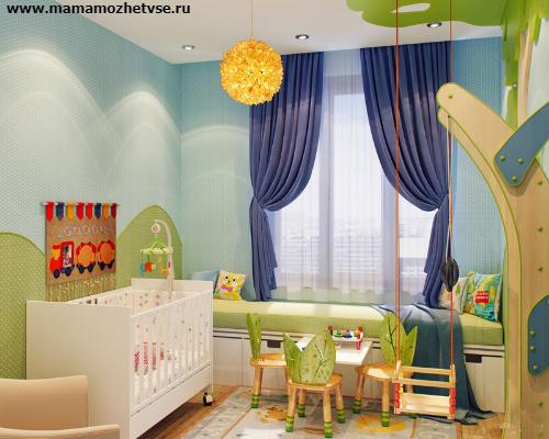 Идеи для детской комнаты 1