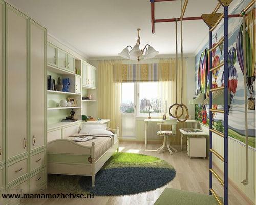 Идеи для детской комнаты 2