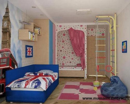 Идеи для детской комнаты 3