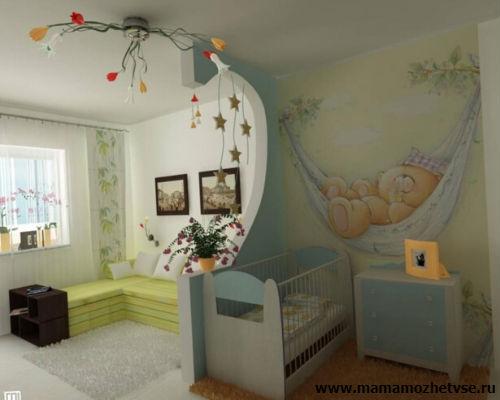 Идеи для детской комнаты 4