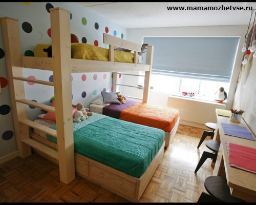 Идеи для детской комнаты 5