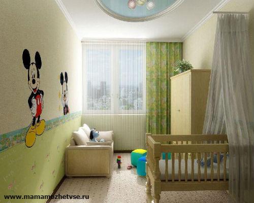 Идеи для детской комнаты 8