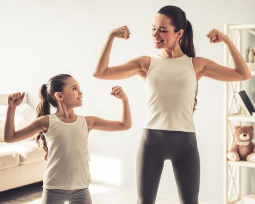 Как воспитать ребёнка уверенным в себе: дети — наше отражение, поэтому начните с себя