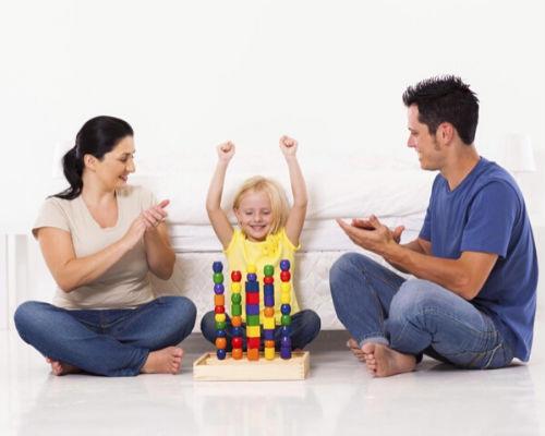 ребенок, уверенный в себе