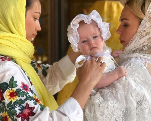 Крестная мать для ребенка