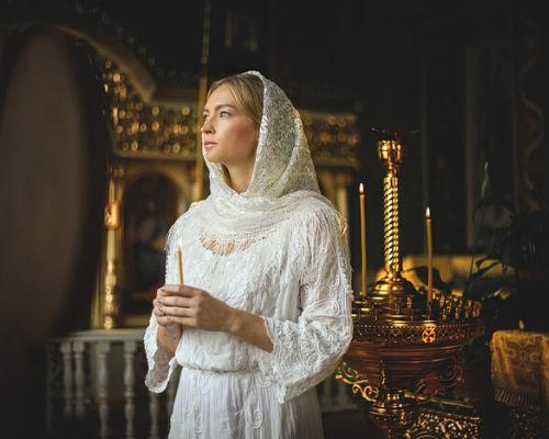 Подходящая одежда для крещения для мамы и ребенка