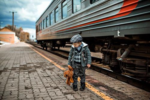 Загадки про поезд с ответами для детей