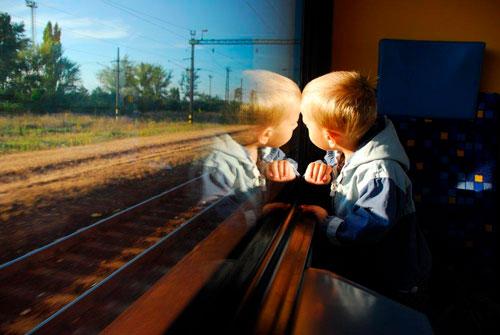 Загадки про поезд с ответами для детей 5-7 лет