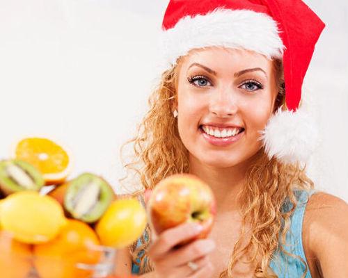 Что есть что бы похудеть к Новому году за месяц