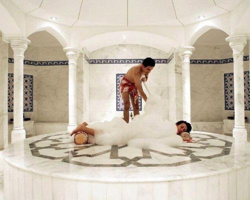 Что такое хамам: отличия от традиционной бани