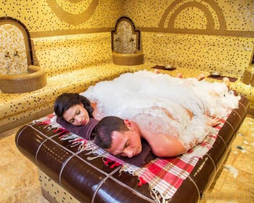 Какая польза для здоровья и красоты турецкой бани