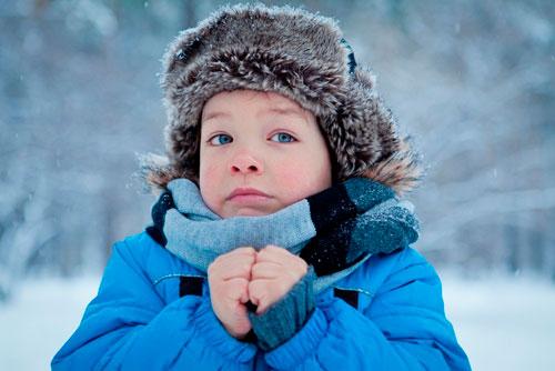Загадки про мороз и холод для детей