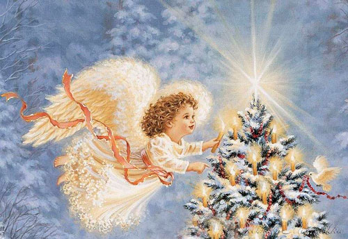 Красивые поздравление с Рождеством Христовым в стихах