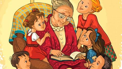 Загадки про бабушку с ответами для детей