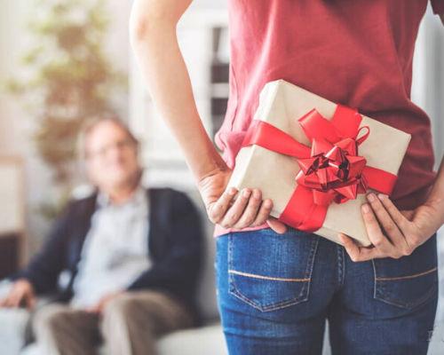 Выбираем подарок родителям на Новый год