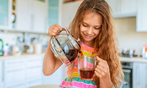 Загадки про чайник с ответами для детей
