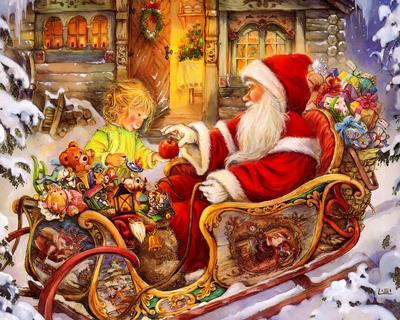 """История возникновения праздника """"Новый год"""""""