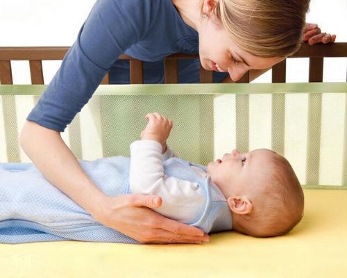Как подготовить малыша к самостоятельному засыпанию