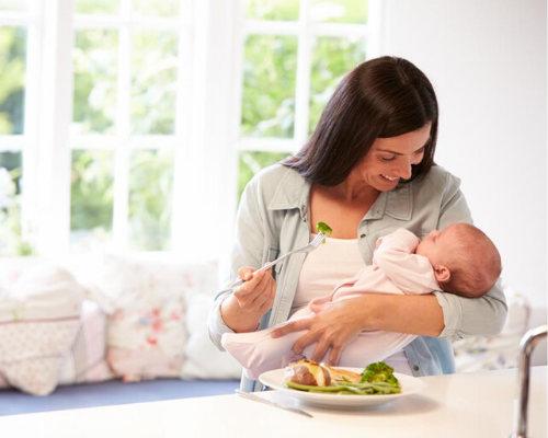 Меню для улучшения лактации кормящей матери