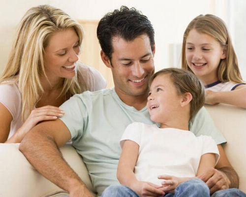 Счастливый ребенок, секреты воспитания