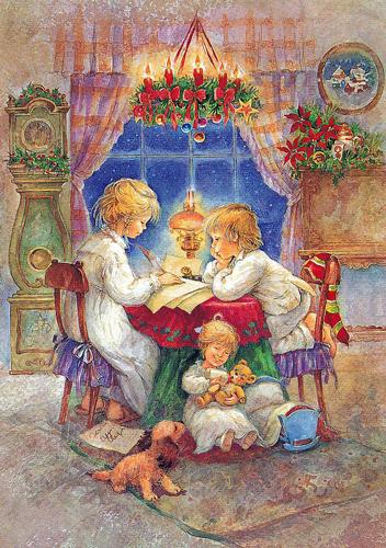 Праздник Рождества для детей в детском саду