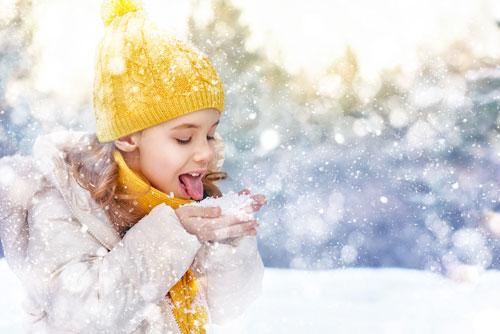Загадки про зиму для детей 5-6-7 лет