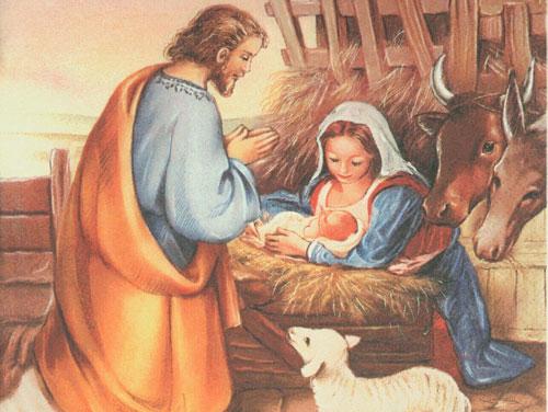 Красивые поздравление с Рождеством Христовым
