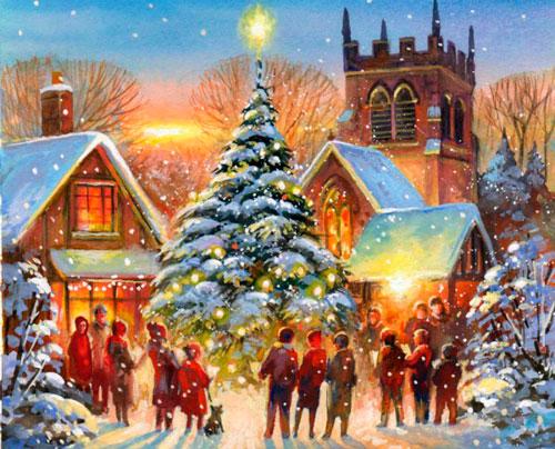 Красивые и короткие поздравление с Рождеством Христовым в стихах