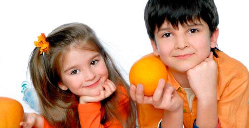 Загадки про апельсин для детей с ответами