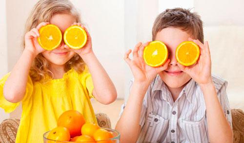 Загадки про апельсин с ответами для детей