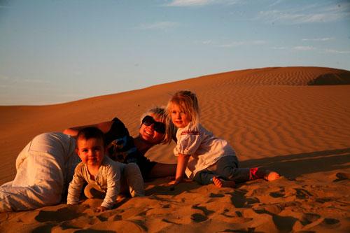 Загадки про пустыню