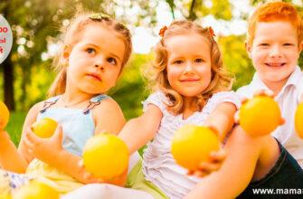 Загадки про апельсин для детей