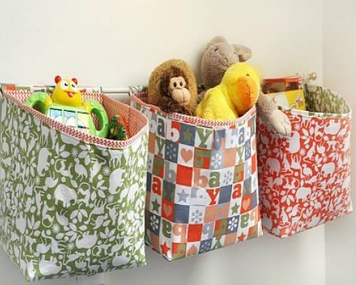 Идеи для хранения игрушек в детской 10