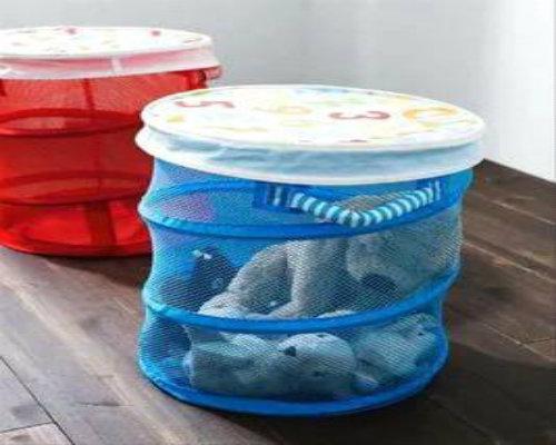 Где хранить игрушки в детской комнате 1