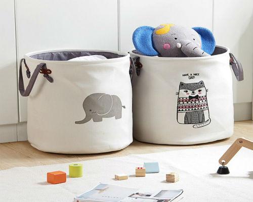 Где хранить игрушки в детской комнате 3