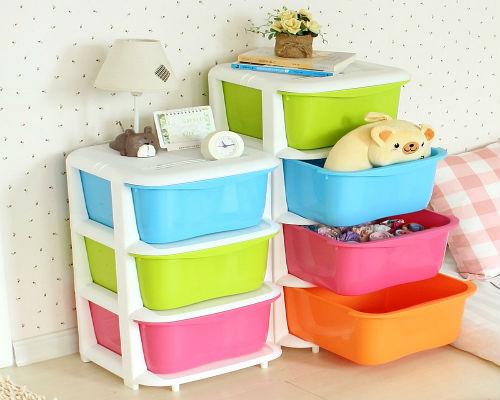 Где хранить игрушки в детской комнате 4