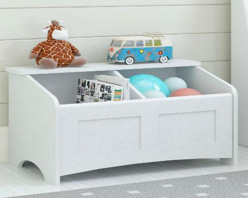 Где хранить игрушки в детской комнате 7