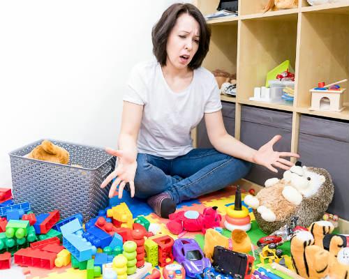 Идеи для хранения игрушек в детской 1