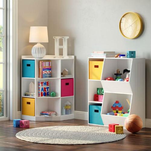 Куда складывать детские игрушки 4