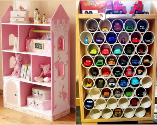 Куда складывать детские игрушки 5