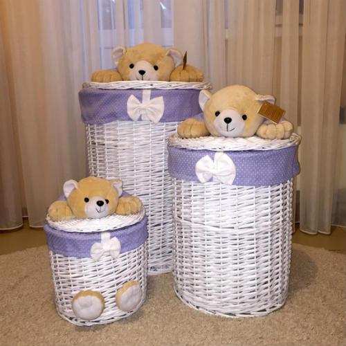 Идеи для хранения игрушек в детской 4