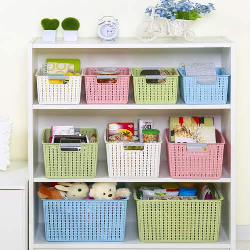 Идеи для хранения игрушек в детской 6