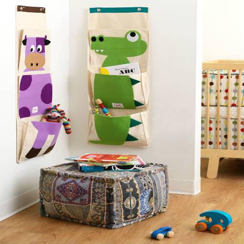 Идеи для хранения игрушек в детской 7