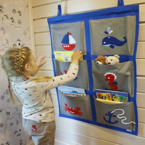 Идеи для хранения игрушек в детской 8