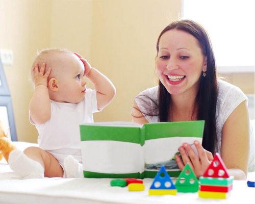 Как научить ребенка говорить в 1 год