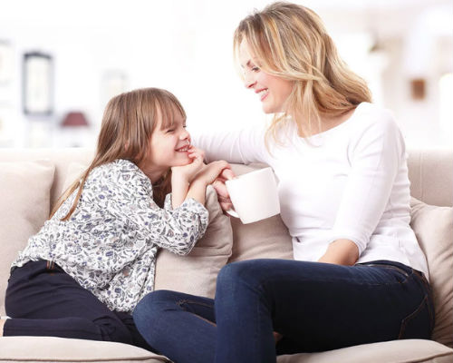 Правила воспитания девочки без отца