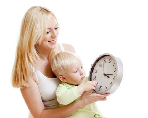 Как маме все успевать с ребенком